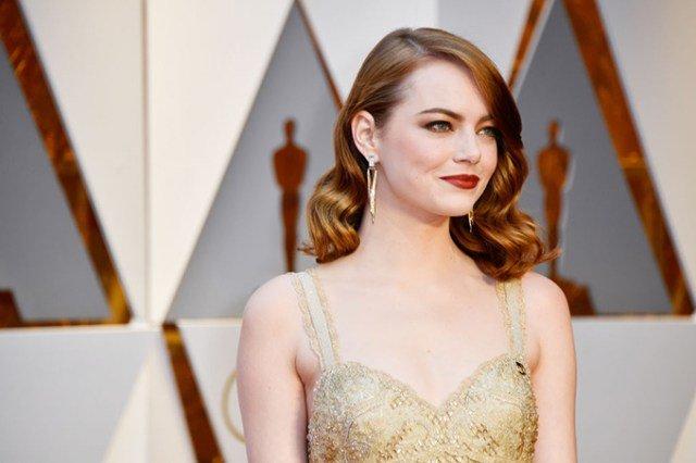 Emma Stone, uma das grandes favoritas ao Oscar 2017