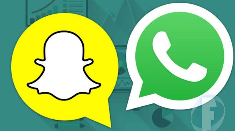 Facebook volta a copiar o Snapchat com o novo recurso WhatsApp Status