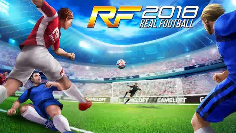 Real Football 2018 já está disponível 1