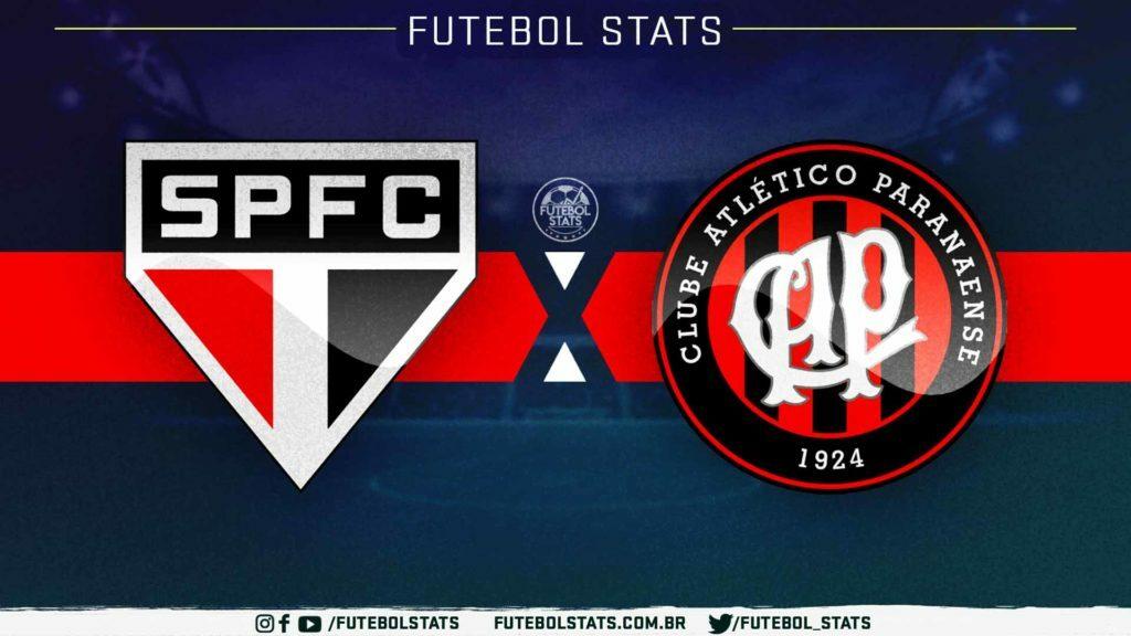 AO VIVO – São Paulo x Atlético-PR em tempo real - Portal Tech Info 2b7a42b1003e0