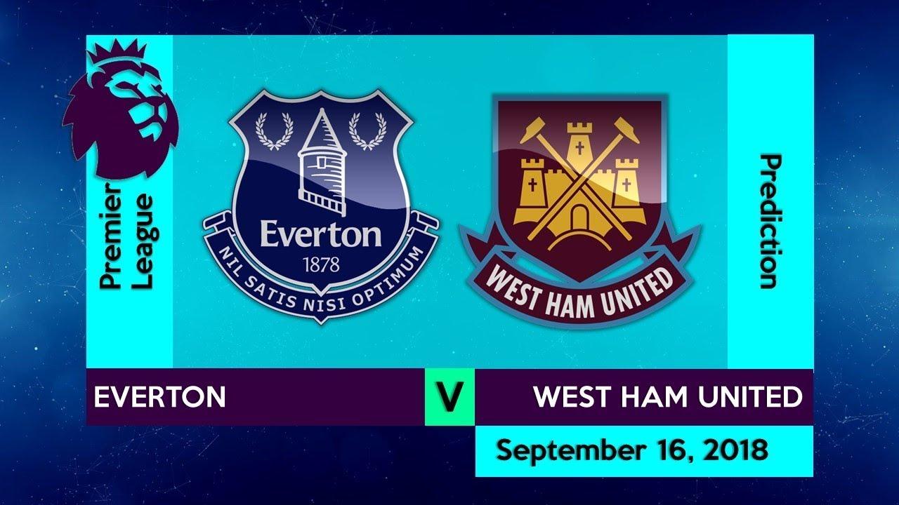 Everton x West Ham