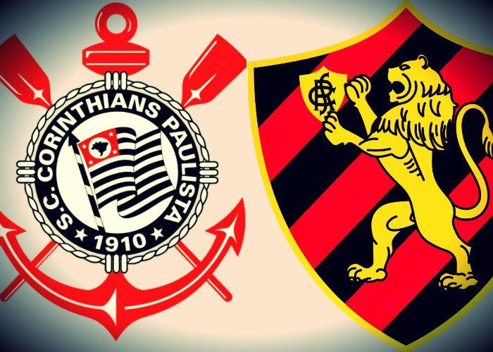 Corinthians e Sport duelam pela 25ª rodada do Campeonato Brasileiro 1b746b0243a0c