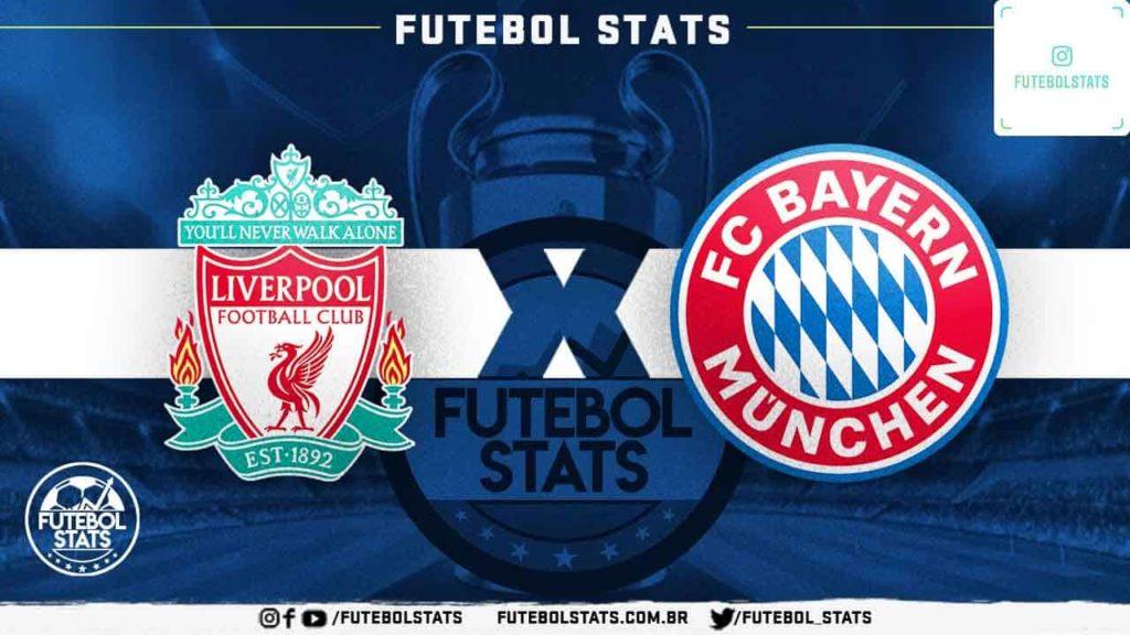 Liverpool x bayern ao vivo online