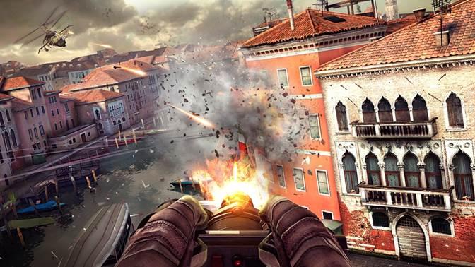 Gameloft anuncia Modern Combat Blackout para Nintendo Switch 2