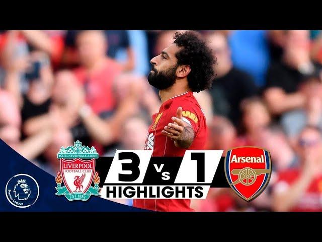 Liverpool 3 x 1 Arsenal